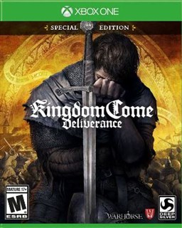 بازي Kingdom Come Deliverance براي XBOX ONE
