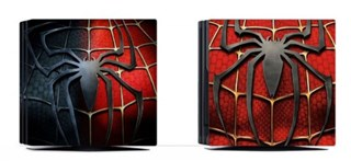 کاور اسکین PS4 - SKIN STICKER PS4 PRO SPIDERMAN