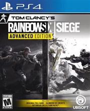 ریجن 2 نسخه ADVANCE EDITION بازي RAINBOW SIX SIEGE براي PS4