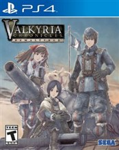 بازی VALKYRIA CHRONICLES REMASTERED