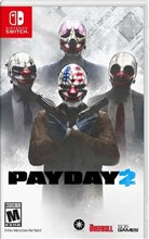 بازی Payday 2  Nintendo Switch