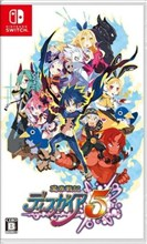 بازی DISGAEA 5 COMPLETE برای NINTENDO SWITCH
