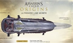 پکیج Assassins Creed Origins First Hidden Blade Replica Model