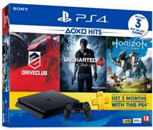 کنسول بازی Sony PlayStation 4 Slim Mega Pack   Bundle
