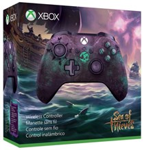 دسته بنفش Xbox Wireless Controller  Sea of Thieves Limited Edition