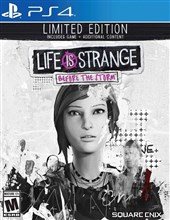 نسخه LIMITED بازي Life is Strange Before The Storm  براي PS4