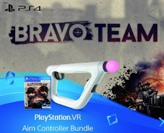 باندل تفنگ و بازی PSVR Aim Controller BRAVO TEAM Bundle