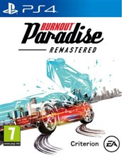 بازی Burnout Paradise Remastered برای PS4