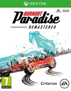 بازی Burnout Paradise Remastered برای XBOX ONE