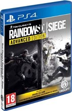 ریجن ALL نسخه ADVANCE بازی Tom Clancy's Rainbow Six Siege برای PS4