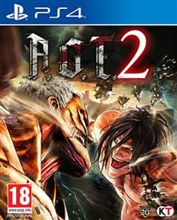 بازي AOT 2 - Attack on Titan 2   براي PS4