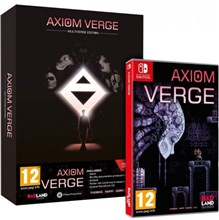 بازی اختصاصی AXIOM VERGE MULTIVERSE EDITION برای SWITCH