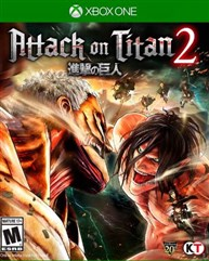 بازي AOT 2 - Attack on Titan 2   براي XBOX ONE
