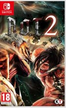 بازي AOT 2 - Attack on Titan 2 براي Nintendo Switch