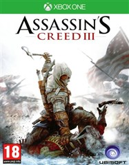 بازي ASSASSINS CREED III  براي XBOX ONE