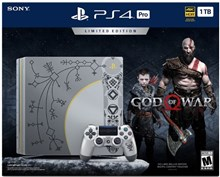 باندل لیمیتد ادیشن کنسول PS4 Pro  Console God of War Bundle Sony