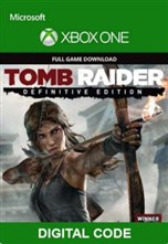 کد دانلود بازی Tomb Raider Definitive Edition  برای XBOX ONE