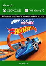 کد دانلود  DLC و بازی Forza Horizon 3 Hot Wheels  برای XBOX ONE