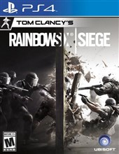 ریجن آل  بازی  Tom Clancy's Rainbow Six Siege برای PS4