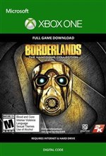 کد دانلود بازی Borderlands The Handsome Collection برای XBOX ONE