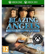 بازی Blazing Angels Squadrons of WWII برای XBOX ONE