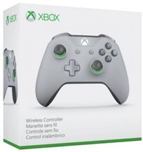 دسته بازی CONTROLLER Grey/Green Xbox Wireless