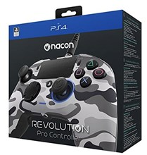 دسته بازی PS4  مدل Sony Revolution Pro Nacon Grey Edition Controller