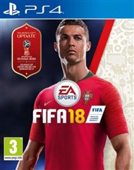 بازي  FIFA 2018 World Cup Russia براي PS4