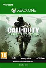 کد دانلود بازی Call of Duty  Modern Warfare Remaster برای XBOX ONE