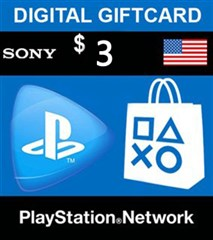 PSN امریکا 3 دلاری PlayStation Network