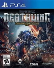 نسخه Enhanced Edition بازی Space Hulk  Deathwing برای PS4