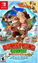 بازی Donkey Kong Country Tropical Freeze برای Nintendo Switch