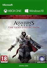 کد دانلود بازی Assassins Creed The Ezio Collection برای XBOX ONE