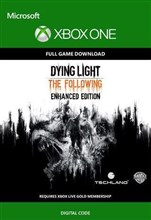 کد دانلود بازی  Dying Light The Following - Enhanced Edition برای XONE
