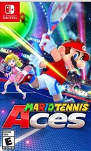 بازي Mario Tennis Aces براي   Nintendo Switch