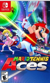 بازی Mario Tennis Aces برای   Nintendo Switch