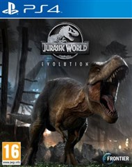 بازي Jurassic World Evolution براي PS4