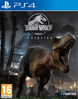 بازی Jurassic World Evolution برای PS4