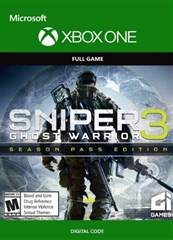 کد دانلود بازی Sniper Ghost Warrior 3 With Season Pass برای XBOX ONE