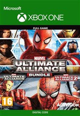کد دانلود بازی Marvel Ultimate Alliance Bundle  برای XBOX ONE
