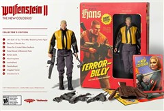نسخه کالکتور Wolfenstein II New Colossus Collectors Edition برای PS4