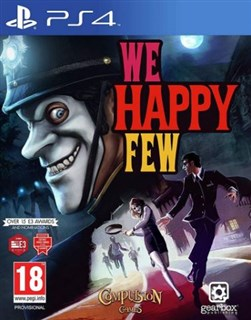 بازی We Happy Few برای PS4