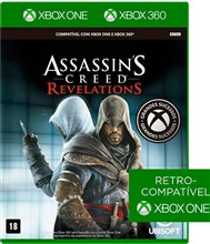 بازی ASSASSINS CREED REVELATIONS  برای XBOX ONE