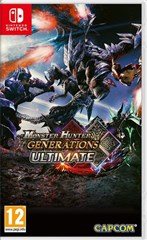 بازی Monster Hunter Generations Ultimate برای Nintendo Switch