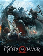 آرت بوک The Art of God of War Hardcover