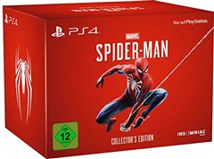 نسخه کالکتور Marvels Spider-Man Collectors Edition برای PS4