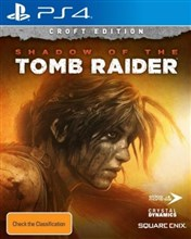 بازی Shadow of The Tomb Raider Croft Edition برای PS4