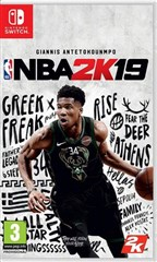 بازی NBA 2K19-2019 برای NINTENDO SWITCH