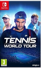 بازی Tennis World Tour  برای NINTENDO SWITCH