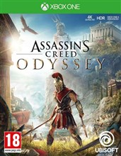بازی Assassins Creed Odyssey برای XBOX ONE